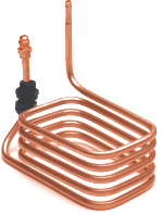 square copper coil